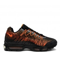 Кроссовки Nike Air Max 95 Ultra Jacquard Black/Orange