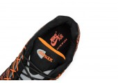 Кроссовки Nike Air Max 95 Ultra Jacquard Black/Orange - Фото 4