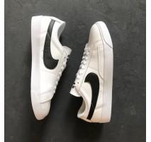 Кроссовки Nike Blazer Low Leather White/Black