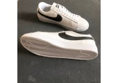 Кроссовки Nike Blazer Low Leather White/Black - Фото 10