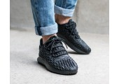Кроссовки Adidas Tubular Shadow Core/Utility Night Black - Фото 4