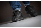 Кроссовки Adidas Tubular Shadow Core/Utility Night Black - Фото 6