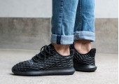 Кроссовки Adidas Tubular Shadow Core/Utility Night Black - Фото 3