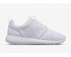 Кроссовки Nike Roshe Run Diamondback White