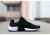 Кроссовки Nike Air Presto Low Black/White - Фото 4