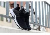 Кроссовки Nike Air Presto Low Black/White - Фото 3