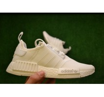 Кроссовки Adidas NMD Runner R1 Triple White