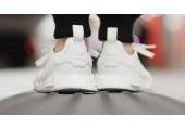 Кроссовки Adidas NMD Runner R1 Triple White - Фото 4