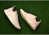 Кроссовки Adidas NMD Runner R1 Triple White - Фото 6