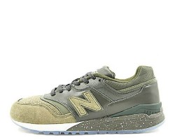 Кроссовки New Balance 997.5HBB Green