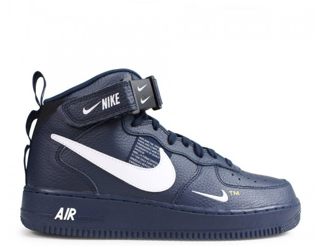 Кроссовки Nike Air Force 1 Mid '07 LV8 Navy