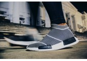 Кроссовки Adidas NMD Runner Comfort Black - Фото 5