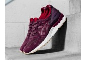 Кроссовки Asics Gel Lyte V Rioja Red - Фото 5