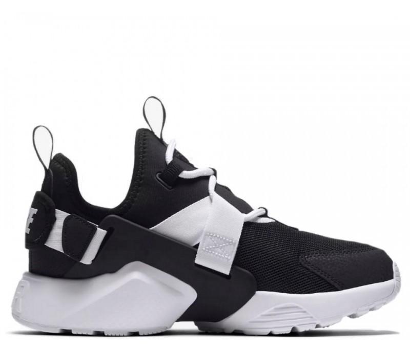 b68a025b Кроссовки Nike Air Huarache City Low Black/White/Black купить в ...