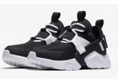 Кроссовки Nike Air Huarache City Low Black/White/Black - Фото 6