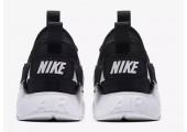 Кроссовки Nike Air Huarache City Low Black/White/Black - Фото 2