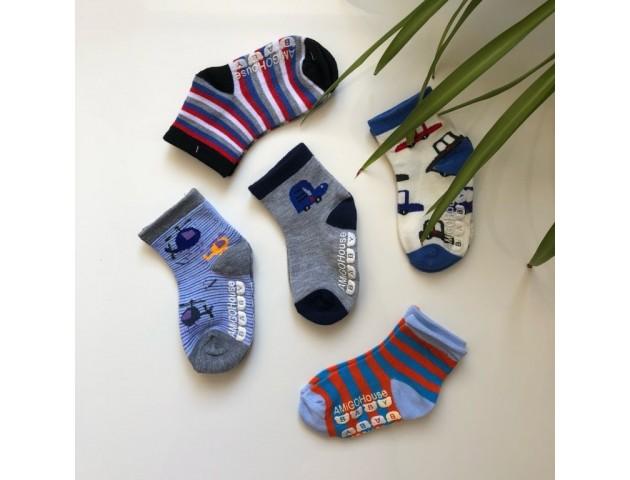 Набор детских носков для мальчиков № 3