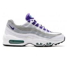 Кроссовки Nike Air Max 95 QS White/Court Purple