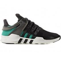Кроссовки Adidas EQT Running Support x Consortium Black/Green