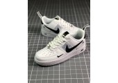 Кроссовки Nike Air Force 1 Low Just Do It White - Фото 8