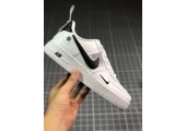 Кроссовки Nike Air Force 1 Low Just Do It White - Фото 6