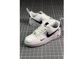 Кроссовки Nike Air Force 1 Low Just Do It White - Фото 1