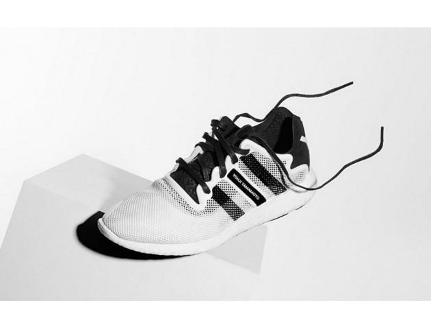 Кроссовки Adidas Y-3 Yohji Boost  Qasa High White