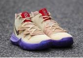 Баскетбольные кроссовки Nike Kyrie 5 Concepts Ikhet 'Multicolor' - Фото 3