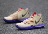 Баскетбольные кроссовки Nike Kyrie 5 Concepts Ikhet 'Multicolor' - Фото 4