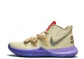 Баскетбольные кроссовки Nike Kyrie 5 Concepts Ikhet 'Multicolor' - Фото 1