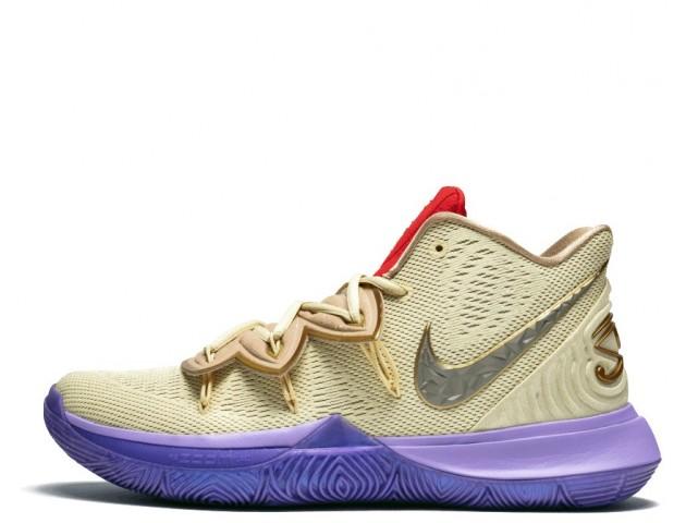 Баскетбольные кроссовки Nike Kyrie 5 Concepts Ikhet 'Multicolor'
