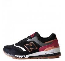 Кроссовки New Balance 997 Tassie Tiger Black