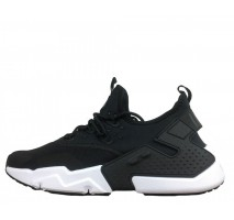 Кроссовки Nike Air Huarache Drift Black/Contrast White