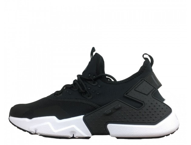 Кроссовки Nike Air Huarache Drift Black/Contrast White