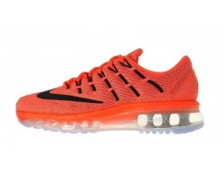 Кроссовки Nike Air Max 2016 Bright Crimson