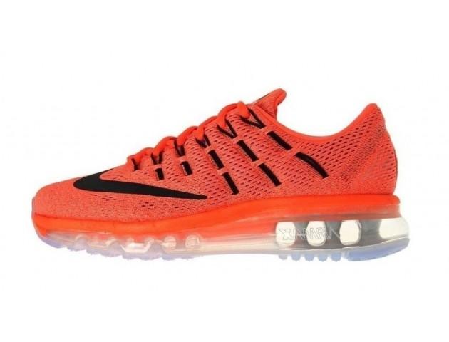 Кроссовки Nike Air Max 2016 Bright Crimson
