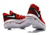 Кроссовки Nike KD X Red Velvet - Фото 3
