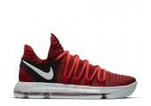 Кроссовки Nike KD X Red Velvet - Фото 1
