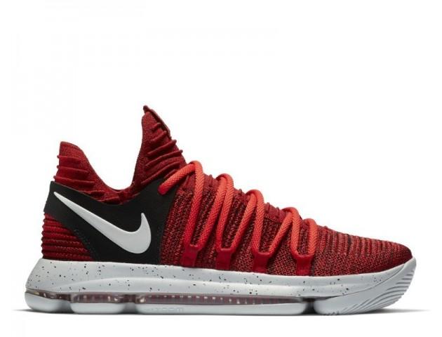 Кроссовки Nike KD X Red Velvet