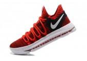 Кроссовки Nike KD X Red Velvet - Фото 5