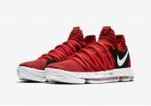 Кроссовки Nike KD X Red Velvet - Фото 2