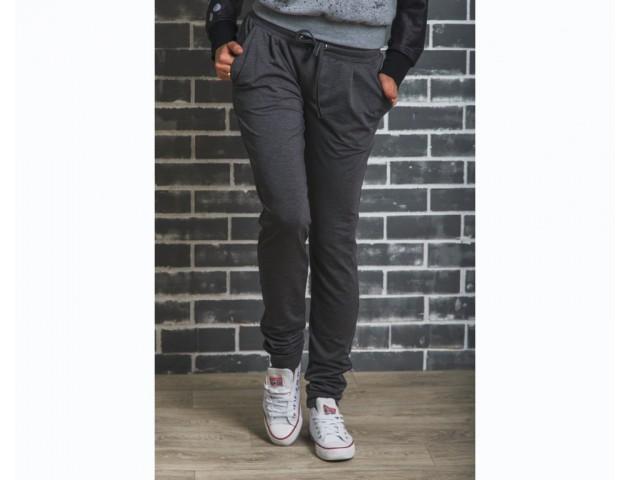 Женские спортивные хлопковые штаны