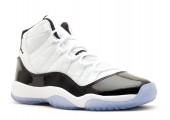 Баскетбольные кроссовки Nike Air Jordan XI Black-White - Фото 6