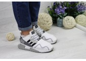 Кроссовки Adidas EQT Cushion ADV Black Stripes - Фото 6
