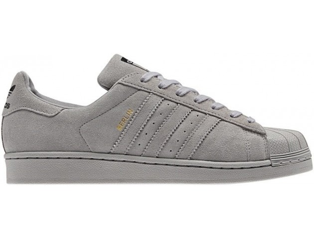 Кроссовки Adidas Superstar 80s City Series Berlin Grey