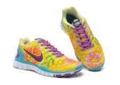 Кроссовки Nike Free TR Fit Summer Edition - Фото 4