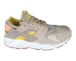 Кроссовки Nike Air Huarache Cream/Yellow