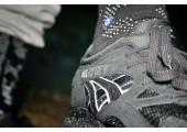 Кроссовки Asics Gel Lyte V Black Speckle - Фото 6