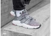 Кроссовки Adidas Prophere Grey/White - Фото 3