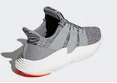 Кроссовки Adidas Prophere Grey/White - Фото 4